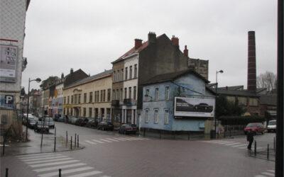 Patrimoine: La Maison du Garde-Barrière, chaussée d'Anvers 291 à 1000 Bruxelles