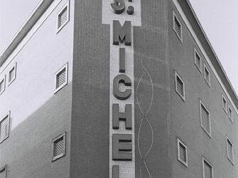 Patrimoine: Les entrepôts de tabac GOSSET SAINT-MICHEL
