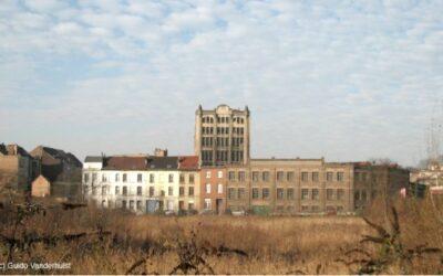 Patrimoine: Les anciennes brasseries ATLAS dans le quartier de Cureghem à Anderlecht