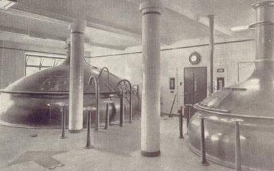 Patrimoine: La Brasserie Roelants à Schaerbeek