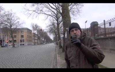 BruxellesFabriques reportage: Interview vidéo de Patrick Wouters sur l'avenue du Port