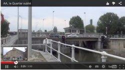 BruxellesFabriques reportage: AA, le quartier oublié  / AA, vergeten buurt
