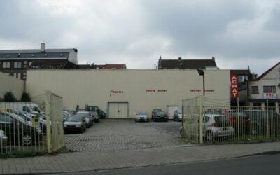 """Patrimoine menacé: La salle des fêtes de la Coopérative """"Maison du Peuple"""""""