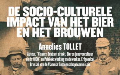 Cycle de conférences: L'impact socio-culturel de la bière et des brasseries