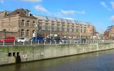 Patrimoine: La Centrale électrique des Tramways bruxellois