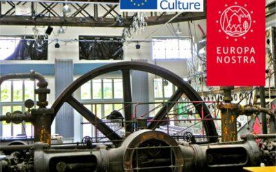 BruxellesFabriques / Brusselfabriek reçoit le prix Europa Nostra 2013