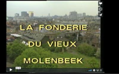 Patrimoine: La fonderie du vieux Molenbeek